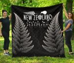 New Zealand Premium Quilt Haka Rugby Exclusive Edition K4 - 1st New Zealand