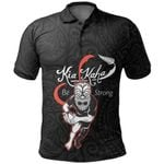Rugby Kia Kaha Be Strong  Shirt - Black Version 2 K4 - 1st New Zealand