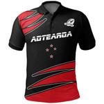 New Zealand Polo Shirt, Rugby Golf Shirts K5 - 1st New Zealand