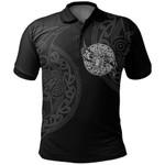 New Zealand Maori Polo Shirt, Maori Tiki Tattoo Golf Shirts K5 - 1st New Zealand