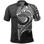 New Zealand Maori Polo Shirt, Wolf Tattoo Golf Shirts K5 - 1st New Zealand