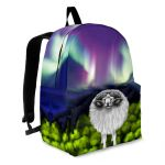 New Zealand Sheep Backpack Southern Lights K4 - 1st New Zealand