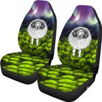 New Zealand Sheep Southern Lights Car Seat Covers K4 - 1st New Zealand