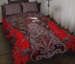 Quilt Bed Set NZ New Zealand Maori Rugby K4 - 1st New Zealand