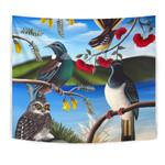 New Zealand Native Birds Tapestry K5 - 1st New Zealand