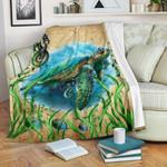 New Zealand Premium Blanket Turtle Manaia Maori Vintage K4 - 1st New Zealand