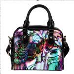 Paua Shell Shoulder Handbag TH5 - 1st New Zealand