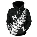 New Zealand Silver Fern 1921 Hoodie K4 - 1st New Zealand