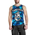 New Zealand Tank Tops, Tangaroa Mania Sleeveless Shirts K4 - 1st New Zealand