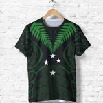 Silver Fern Lost In Forest T Shirts K7 - 1st New Zealand