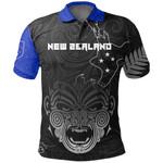 New Zealand Maori Ta Moko Polo K5 - 1st New Zealand