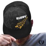 New Zealand Maori Lion Rugby Trucker Hat K5 - 1st New Zealand