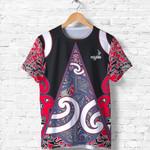 New Zealand Rugby Shirt, Maori Rugby T-Shirt K7 - 1st New Zealand