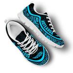 New Zealand Sneakers, Aotearoa Maori Trainers TH0 - 1st New Zealand