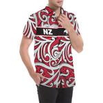 New Zealand Short Sleeve Shirt Kiwi K4 - 1st New Zealand
