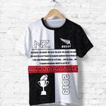 New Zealand Rugby Shirt, Ka Mate Haka Rugby T-Shirt K4 - 1st New Zealand
