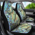 New Zealand Paua Shell Car Seat Covers K5 - 1st New Zealand