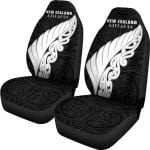New Zealand Silver Fern Wing Car Seat Covers K4 - 1st New Zealand