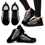 Silver Fern Lest We Forget Sneakers J02 - 1st New Zealand