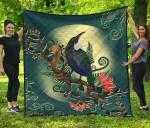 Tui Bird New Zealand Design Quilt A15 - 1st New Zealand