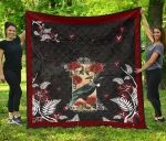 Tui And Pohutukawa New Version Quilt K57 - 1st New Zealand