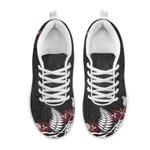 New Zealand Sneakers, Silver Fern Pohutukawa K5 - 1st New Zealand