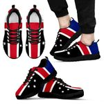 New Zealand Sneakers, New Zealand Flag Trainers Nn8 - 1st New Zealand