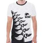New Zealand Shirt, Maori Waitangi T-Shirts K413 - 1st New Zealand
