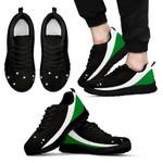 New Zealand Sneakers, Koru FlagTrainers K5 - 1st New Zealand