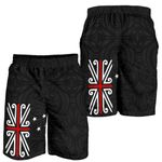 New Zealand Shorts, New Zealand Flag Men's All Over Print Board Shorts K413 - 1st New Zealand