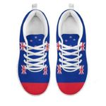 New Zealand Sneakers, New Zealand Flag Trainers K5 - 1st New Zealand