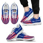New Zealand Sneakers, Coat Of Arms Trainers K5 - 1st New Zealand
