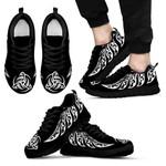 New Zealand Sneakers, Maori Fern Trainers K5 - 1st New Zealand