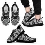 New Zealand Sneakers, Maori Tattoo Trainers Nn6 - 1st New Zealand