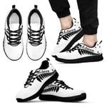New Zealand Sneakers, Aotearoa Silver Fern Trainers Z3 - 1st New Zealand