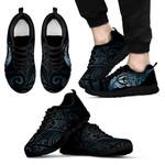New Zealand Sneakers, Silver Fern Maori Trainers H4 - 1st New Zealand