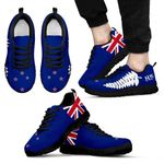 New Zealand Sneakers, Fern Flag Trainers K5 - 1st New Zealand