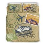 New Zealand Stamps Bedding Set 2 K5 - 1st New Zealand