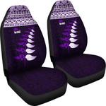 New Zealand Maori Silver Fern Car Seat CoversK47 - 1st New Zealand