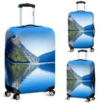 New Zealand Milford Sound Luggage Cover, New Zealand Suitcase Covers K4 - 1st New Zealand