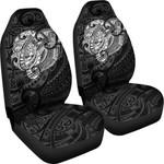 New Zealand Maori Tattoo Car Seat Covers A74 - 1st New Zealand
