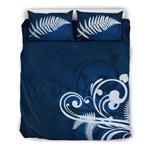 Silver Fern New Zealand Bedding Set - Blue L15 - 1st New Zealand