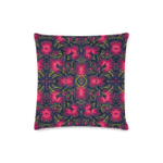 New Zealand Pohutukawa Pattern Zippered Pillow Cases 03 K5 - 1st New Zealand