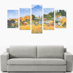 New Zealand Wanaka Tree in Autumn Canvas Print K4 - 1st New Zealand