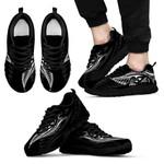 New Zealand Sneakers, Maori Silver Fern Trainers K5 - 1st New Zealand