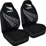 New Zealand Rugby Silver Fern Car Seat Covers K4 - 1st New Zealand