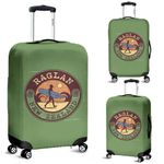 New Zealand Raglan Surf Luggage Cover, New Zealand Suitcase Covers K4 - 1st New Zealand