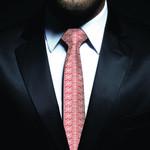 New Zealand Neck Tie, Maori Pattern Classic Necktie (Two Sides) 11 K4 - 1st New Zealand