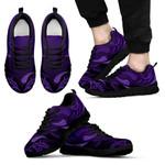 Silver Fern New Zealand Sneakers Purple K55 - 1st New Zealand