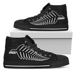 Silver Fern Rugby High Top Shoes K4 - 1st New Zealand